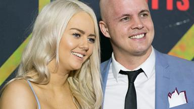 Johnny Ruffo looks a picture of health out with girlfriend this weekend