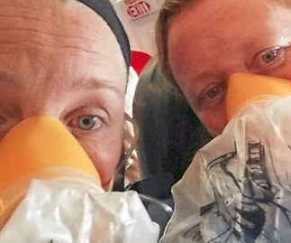 AirAsia crew slammed for hysterical response to plane plunging 20,000 feet