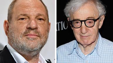 "Woody Allen feels ""sad"" for Harvey Weinstein and mourns a day when men can't wink at women at work"