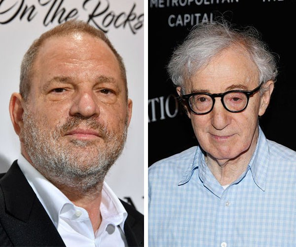 """Woody Allen feels """"sad"""" for Harvey Weinstein and mourns a day when men can't wink at women at work"""