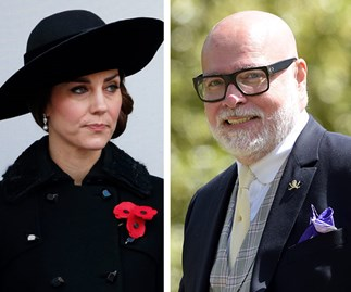 Duchess of Cambridge and Gary Goldsmith