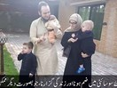 Couple explain why they had three children while being held captive in Afghanistan