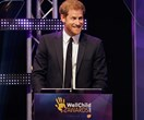 "The Paternal Prince! Harry is ""really lovely"" with sick kids at the WellChild Awards"