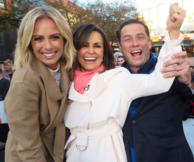 See ya, Today! We look back at Lisa Wilkinson's best moments on the breakfast show