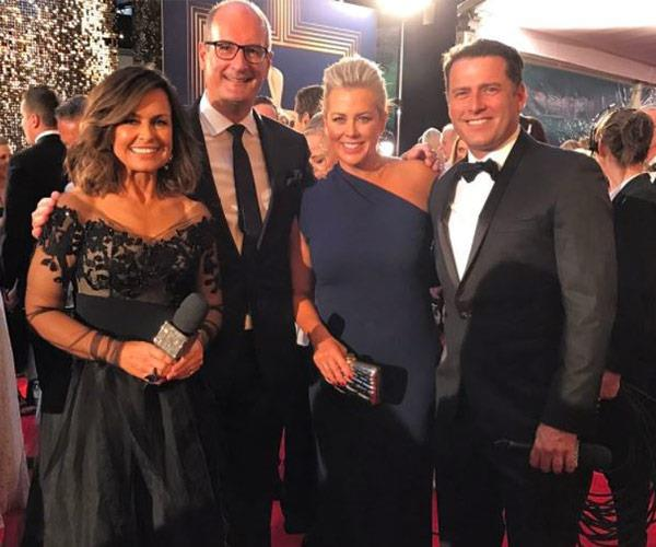 The Sunrise team made a swipe at Lisa Wilkinson's shock departure from *Today*, which you can watch below!