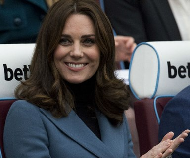 Surprise! The Duchess of Cambridge steps out for another unannounced appearance