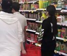 Melbourne mum films shoppers grabbing baby formula like it's going out of fashion