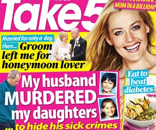 Take 5 magazine win Publish Award for Excellence
