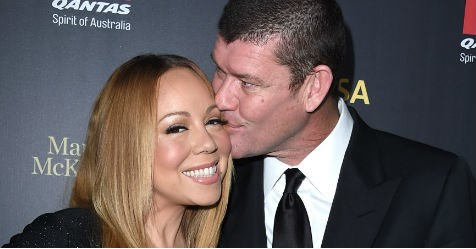 James Packer *finally* breaks his silence on his ill-fated engagement to Mariah Carey