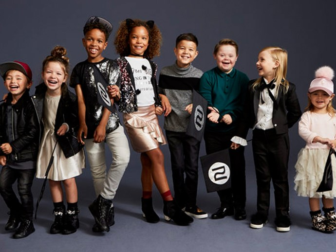 Boy with Down's Syndrome is the new star of River Island campaign