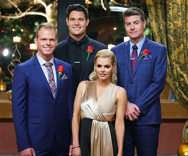 Jarrod Woodgate, Stu Laundy, Apollo Jackson, Sophie Monk