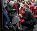 Too many feels! Prince Harry reunites with 99-year-old Winnie Hodson