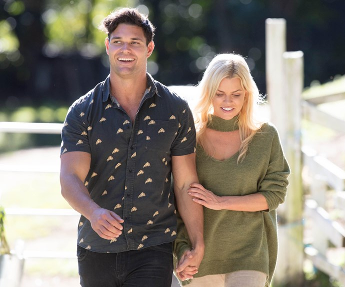 The Bachelorette: Apollo Jackson says he's not in love with Sophie Monk