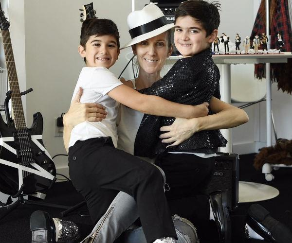 How time flies! Celine Dion has taken to social media to share a rare photo of herself and her twin boys, Eddy and Nelson Angelil, in celebration of their seventh birthday. It's the second birthday they've celebrated without their father, René Angélil, who passed away from throat cancer in January 2016.