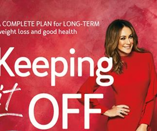 """""""Let's shift the way we think about discipline"""": Michelle Bridges on her new book Keeping it Off"""