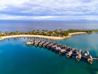 Peek inside the luxurious Fiji resort hosting The Bachelorette finale