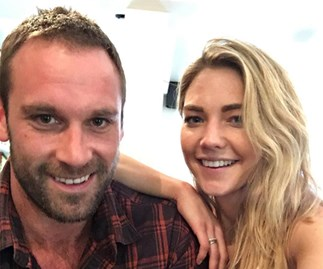 Sam Frost and Jake Ryan