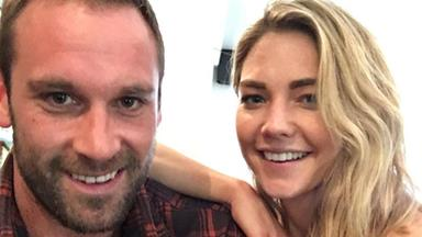 EXCLUSIVE: Sam Frost's love triangle - she is torn over two men!