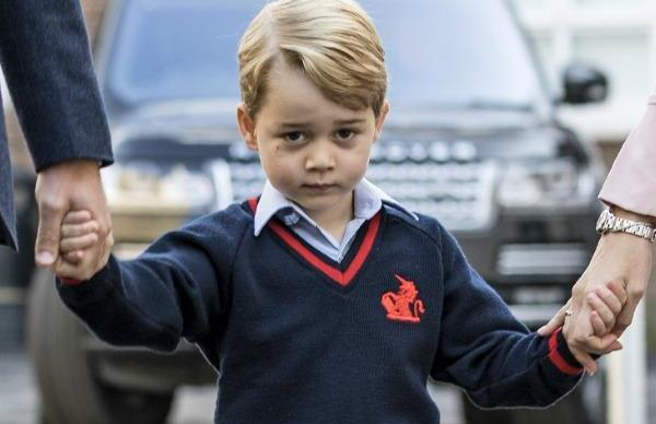 ISIS has reportedly threatened Prince George's life