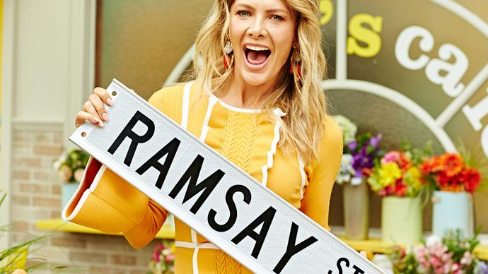 Here comes trouble! Natalie Bassingthwaighte is returning to Ramsay St