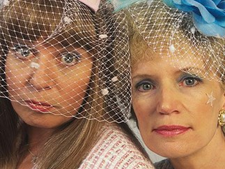 Kath and Kim nailed the Melbourne cup and Derby Day looks for 2017 back in 2004