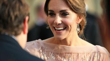 The Duchess of Cambridge (and her baby bump) will soon attend a glittering event