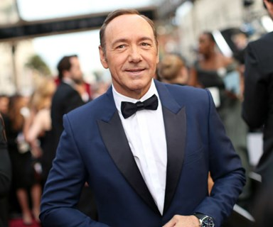 Kevin Spacey criticised for coming out in a statement apologising for alleged sexual harassment