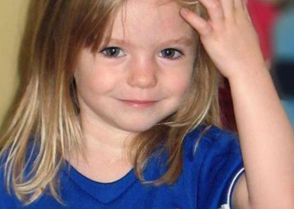Man dresses up as Madeleine McCann