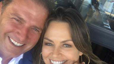 Lisa Wilkinson and Karl Stefanovic reunite two weeks after her shock departure from Today