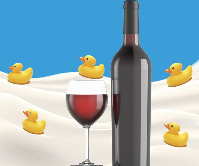 Drinking red wine can boost fertility, according to new study