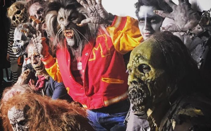 Heidi Klum Halloween costume 2017