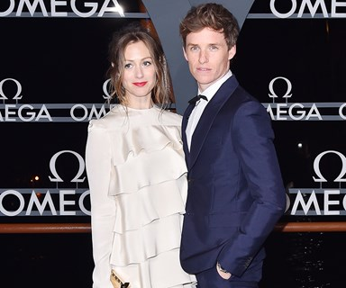 Congrats! Eddie Redmayne and Hannah Bagshawe are expecting another baby