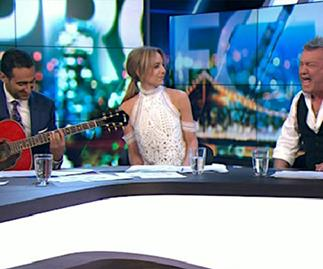 Waleed Aly and Jimmy Barnes are the latest band duo we never expected
