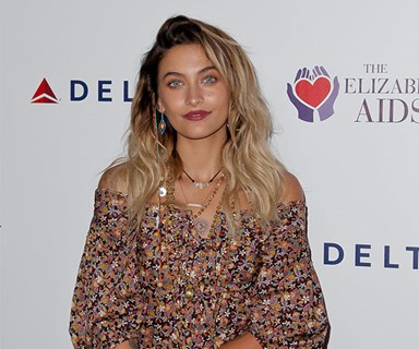 Giddy up! Paris Jackson is attending the Melbourne Cup