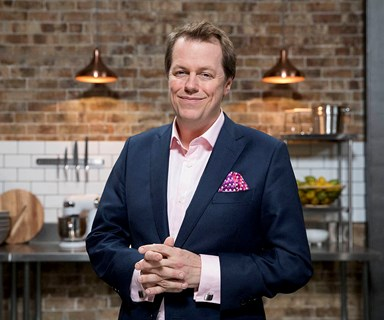 Family Food Fight's Tom Parker Bowles on life as a royal
