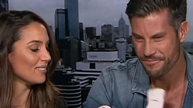 Baby's first TV appearance! Willow joins Sam Wood and Snezana Markoski on The Morning Show