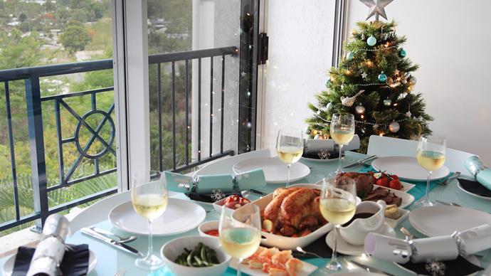 Christmas lunch Australia
