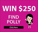 Find Polly Puzzler on a Take 5 story to win $250!