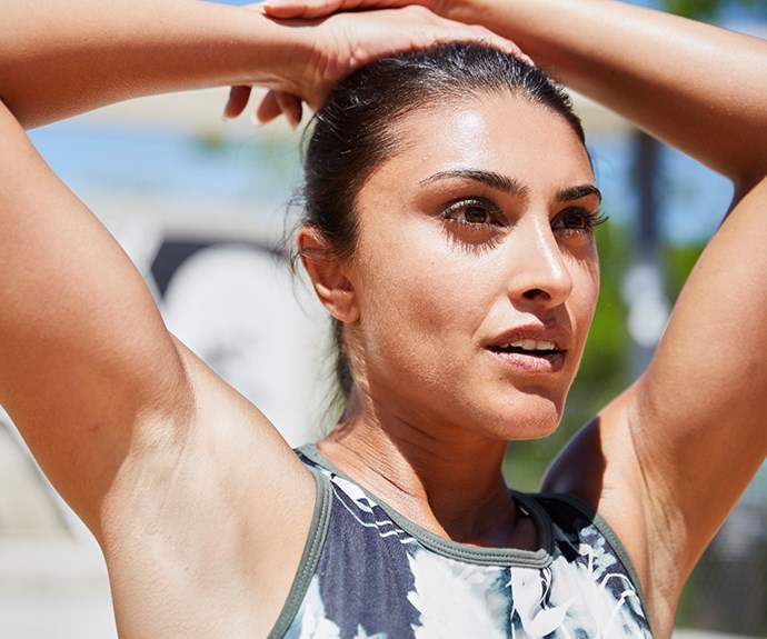 How to beat the summer sweats (aka the chafe!)