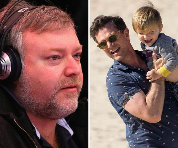 Kyle Sandilands unleashes expletive-filled tirade about David Campbell