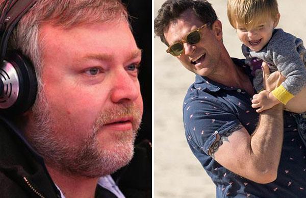 Kyle Sandilands unleashes expletive-filled tirade about David Campbell