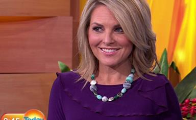Not today! Georgie Gardener declines the opportunity to be Karl Stefanovic's co-host