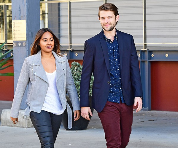 """""""It was so awkward!"""" Jessica Mauboy kiss and tells about those Secret Daughter scenes!"""