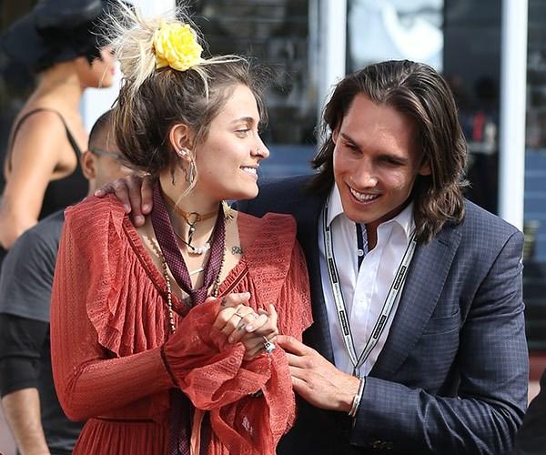 "Last year, A-list guest of honour Paris Jackson [hit it off with model Aussie model Tyler Green.](https://www.nowtolove.com.au/celebrity/celeb-news/paris-jackson-flirts-with-tyler-green-at-melbourne-cup-42566|target=""_blank"")"