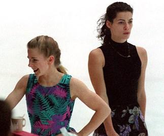 Tonya Harding & Nancy Kerrigan