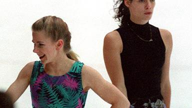 Who are the real Tonya Harding & Nancy Kerrigan in Margot Robbie's movie I, Tonya