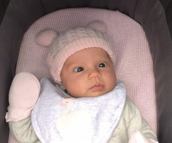 Sam Wood and fiancé Snezana Markoski last month welcomed a baby girl, Willow Wendy Wood. And luckily for us, the proud dad and fitness guru hasn't stopped posting adorable behind-the-scenes glimpses since!