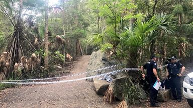 Skeletal remains found near I'm A Celebrity camp