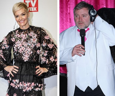 Did Jessica Rowe just hang up on Kyle Sandilands?