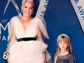"""I'm a tough mama"": Pink shares her advice for raising strong kids"